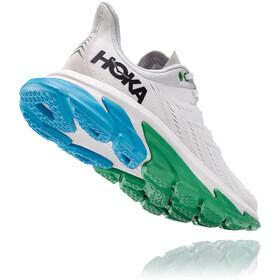 Hoka One One Clifton EDGE Running Shoes Women, nimbus cloud/greenbriar